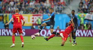 বেলজিয়ামকে ১-০ গোলে হারিয়ে বিশ্বকাপ ফাইনালে ফ্রান্স