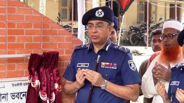 'পার্বত্যাঞ্চলে পুলিশের স্থাপনা হবে পর্যটনবান্ধব'