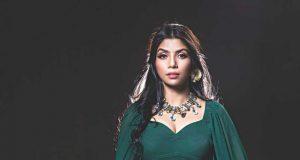 অভিনেত্রী ও মডেল কাজী নওশাবা আহমেদ