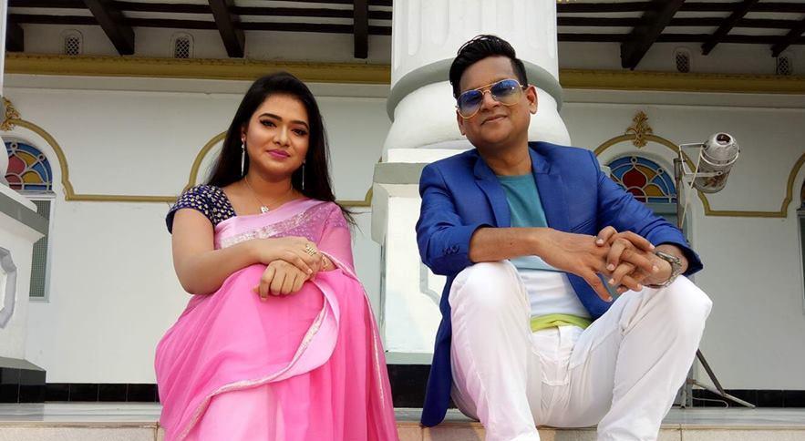 সোহেল মেহেদী ও উপমার 'ভালোবাসি বলবো তোকে'