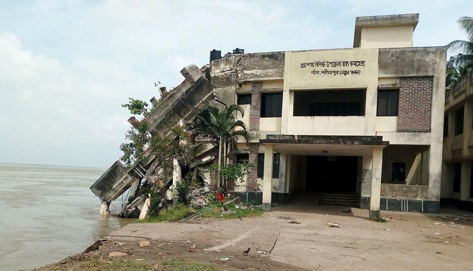 ৫০ শয্যা বিশিষ্ট নড়িয়া উপজেলা স্বাস্থ্য কমপ্লেক্সে