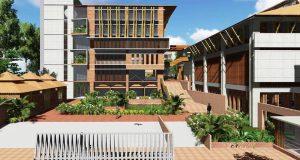ঢাকারবুকে নির্মিত 'পার্বত্য চট্টগ্রাম কমপ্লেক্স'র উদ্বোধন হচ্ছে এ মাসেই
