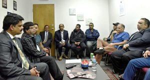 অসহায় মানুষদের সেবা করবে কানেকটিকাট বাংলাদেশ সোসাইটি