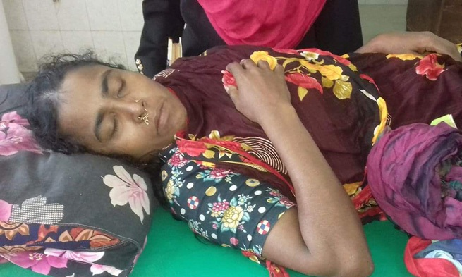 Taslima Begom