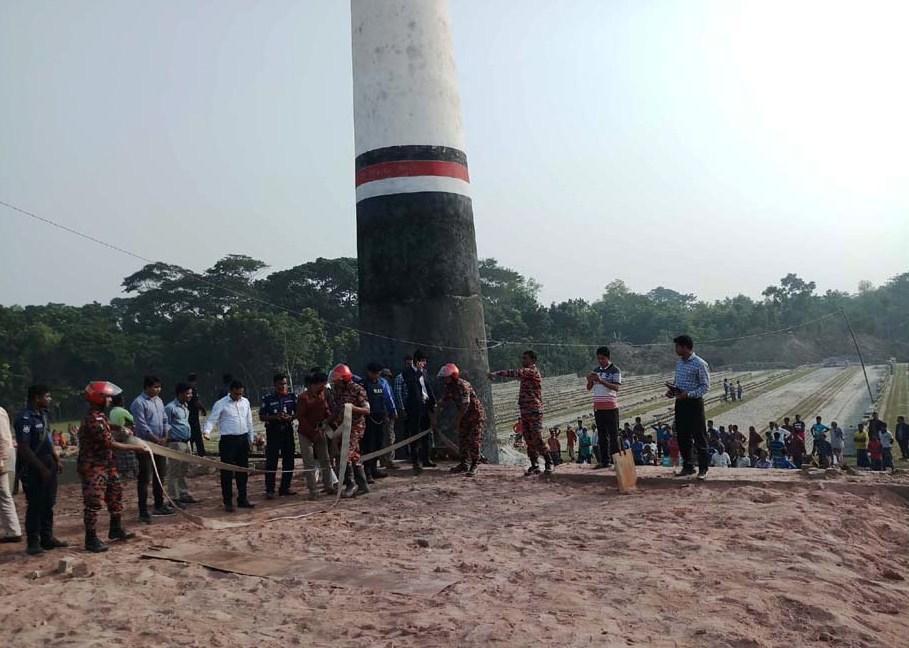 কেশবপুরে অনুমোদন বিহীন ৩টি ইট ভাটা উচ্ছেদ