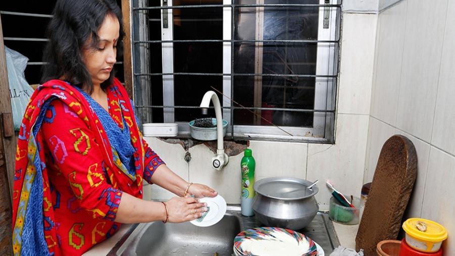 'গৃহিনী সম্মানী ভাতা' প্রদানের প্রস্তাব