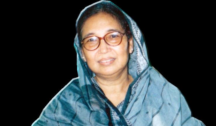 ঘাসফুল প্রতিষ্ঠাতা শামসুন্নাহার রহমান পরাণ এর ৪র্থ মৃত্যুবার্ষিকী সোমবার