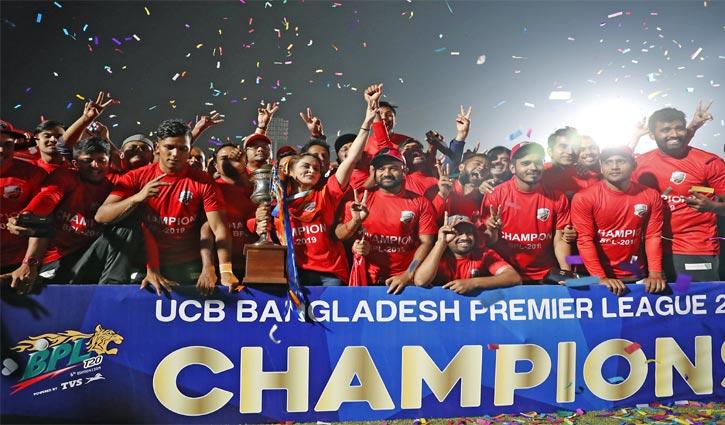 Champion-BPL 2019