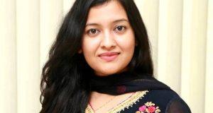 সিঁথি সাহা'র 'তুমি নেই'