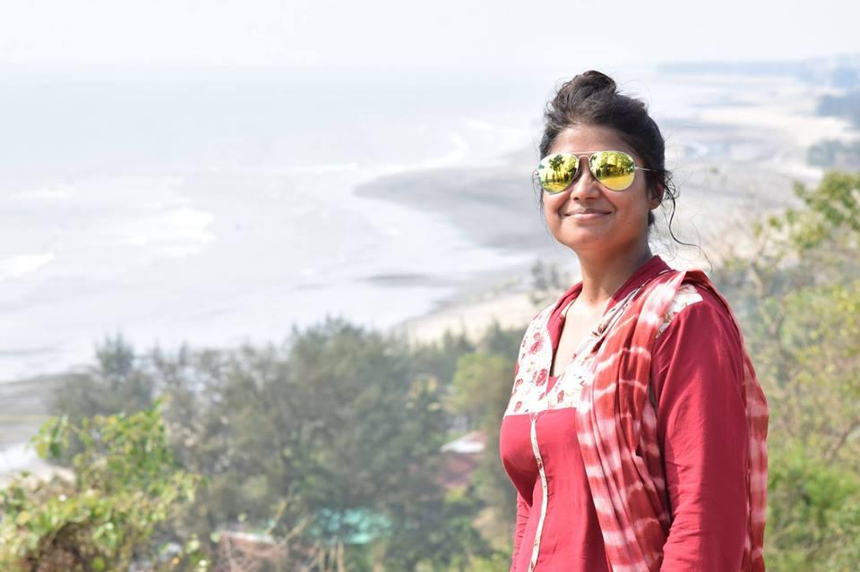 'ফাগুন হাওয়ায়' নিয়ে আফরোজা সোমা'র যত কথা