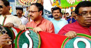 কলকাতায় বাংলাদেশ হাইকমিশনের পহেলা বৈশাখ উদযাপন