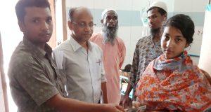 নির্যাতনে শিকার গৃহবধুর চিকিৎসায় সহায়তা করল ব্র্যাক