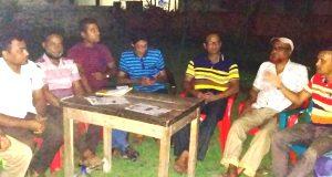 সাংবাদিক মিন্টু'র উপর হামলা সাংবাদিক জোটের প্রতিবাদ সভা