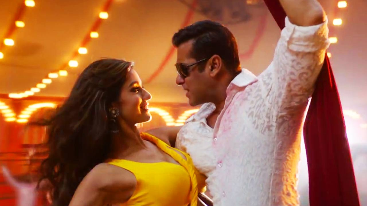Bharat: Slow Motion Song | Salman Khan, Disha Patani |
