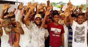 মাদক নির্মূলের দাবি মোরেলগঞ্জ এলাকাবাসীর