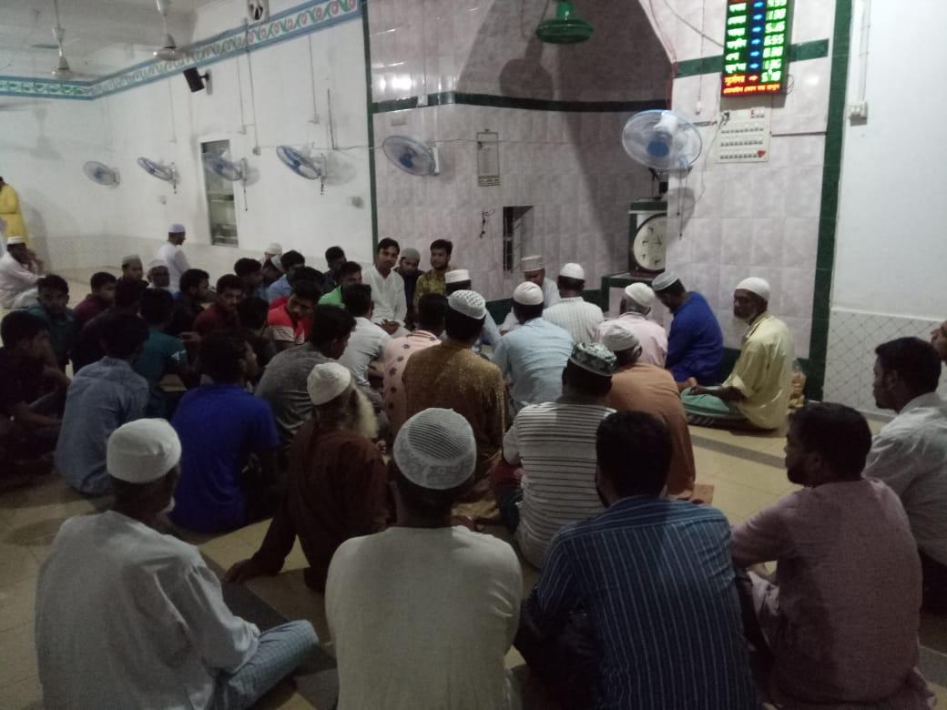 কমলনগরে শফিউল বারী বাবু'র সুস্থতা কামনায় দোয়ার আয়োজন